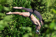 Team GERMANY - HAUSDING Patrick WOLFRAM Martin silver medal<br /> Bolzano, Italy <br /> 22nd FINA Diving Grand Prix 2016 Trofeo Unipol<br /> Diving<br /> Men's 10m synchronised platform final <br /> Day 01 15-07-2016<br /> Photo Giorgio Perottino/Deepbluemedia/Insidefoto