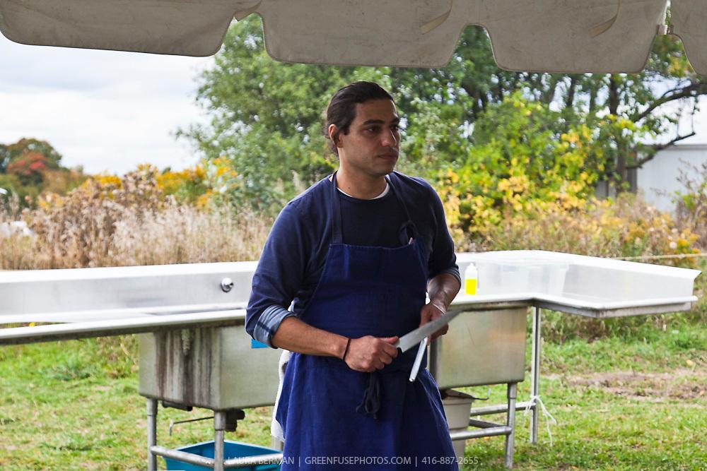Chef Yasser Qahawish