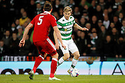 Celtic's Stuart Armstrong (14) during the Betfred Scottish Cup  Final match between Aberdeen and Celtic at Hampden Park, Glasgow, United Kingdom on 27 November 2016. Photo by Craig Galloway.