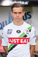 OHL's Leandro Trossard pictured during the 2015-2016 season photo shoot of Belgian first league soccer team OH Leuven, Monday 13 July 2015 in Leuven.