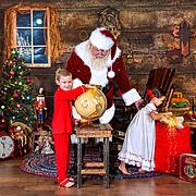 Santa's Magical World - Pena