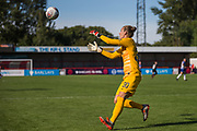 Ann-Katrin Berger (GK) (Chelsea) during the FA Women's Super League match between Brighton and Hove Albion Women and Chelsea at The People's Pension Stadium, Crawley, England on 15 September 2019.