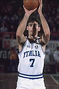 Qualificazioni Campionati Europei, Cagliari 1993 Italia-Bulgaria<br /> riccardo pittis