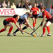 Europa Cup bekerwinnaars finale, Laren - Canterbury, Miek van Geenhuizen