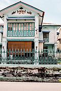 Street scenes in UNESCO heritage area. Georgtown, Penang