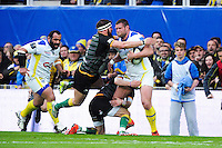 Vincent DEBATY - 04.04.2015 - Clermont / Northampton - 1/4Finale European Champions Cup<br />Photo : Jean Paul Thomas / Icon Sport