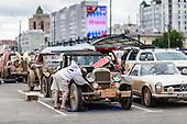 Kazan Rest day