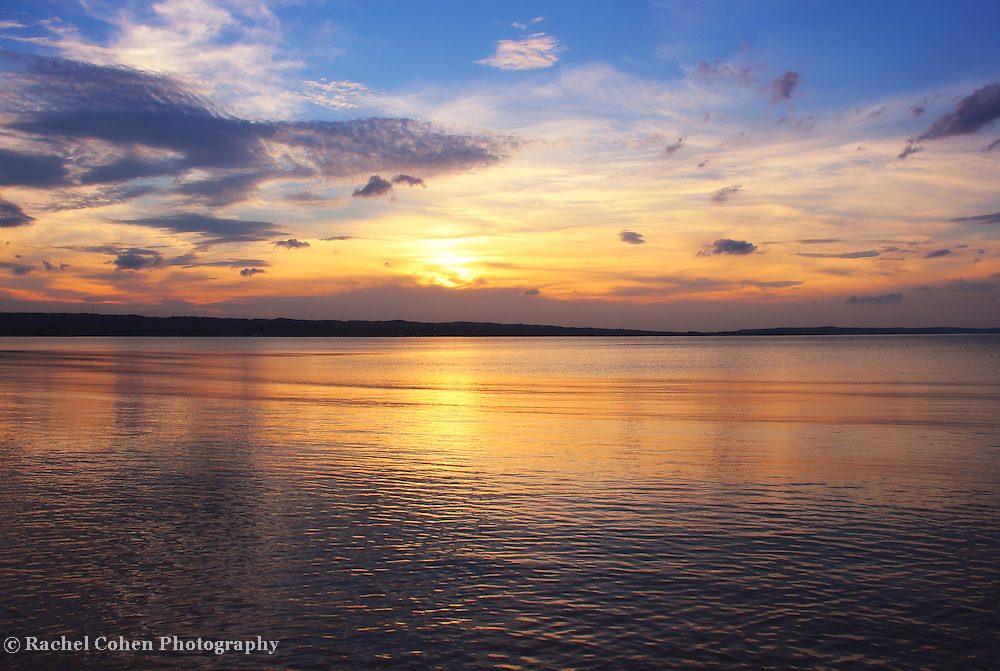&quot;Glorious Setting&quot;<br />