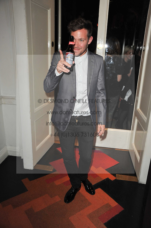 WILL YOUNG at a party to launch Esquire magazine's June issue hosted by new editor Alex Bilmes at Sketch, Conduit Street, London on 5th May 2011.