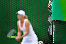 20160807 Rio 2016 Olympics - Tennis Wozniacki