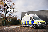 Commercial Photography for Police featuring various vehicles and units for their annual calendar. Photography by commercial photographer, Ioan Said Photography
