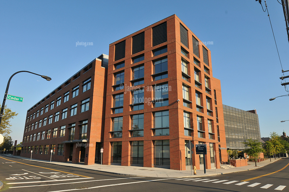 10 Amistad Street, New Haven, CT. Yale Research Building housing medical facilities. Client; NER Construction Inc.