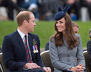 KATE & Prince William Attend ANZAC Remembrance Day