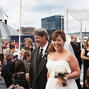 Kathy and Roger Wedding