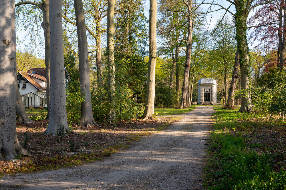 Land en Bosch is een van de 's-Gravelandse buitenplaatsen