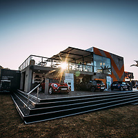 Mini<br /> Goodwood Festival of Speed<br /> 12th July 2018<br /> Photography Malcolm Griffiths