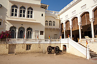 fort of Mandawa rajasthan state in indi