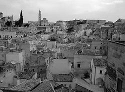 Matera/Basilicata/Italy - The Sassi
