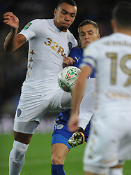 JAY ROY GROT LEEDS UNITED, Leicester City v Leeds United EFL League Carabao Cup  Fourth Round, King Power Stadium Tuesday 24th October 2017, Score 2-1, Photo:Mike Capps
