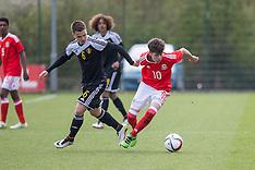 160427 Switzerland U15 v Belgium U15