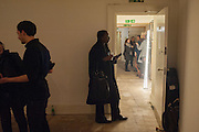 KAREN ALEXANDER; , Seduction - private view<br /> Simon Oldfield Gallery, 6 Carlos Place, London, W1K 3AP, United Kingdo