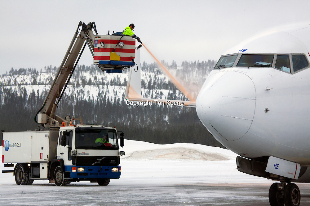 airport in FInland