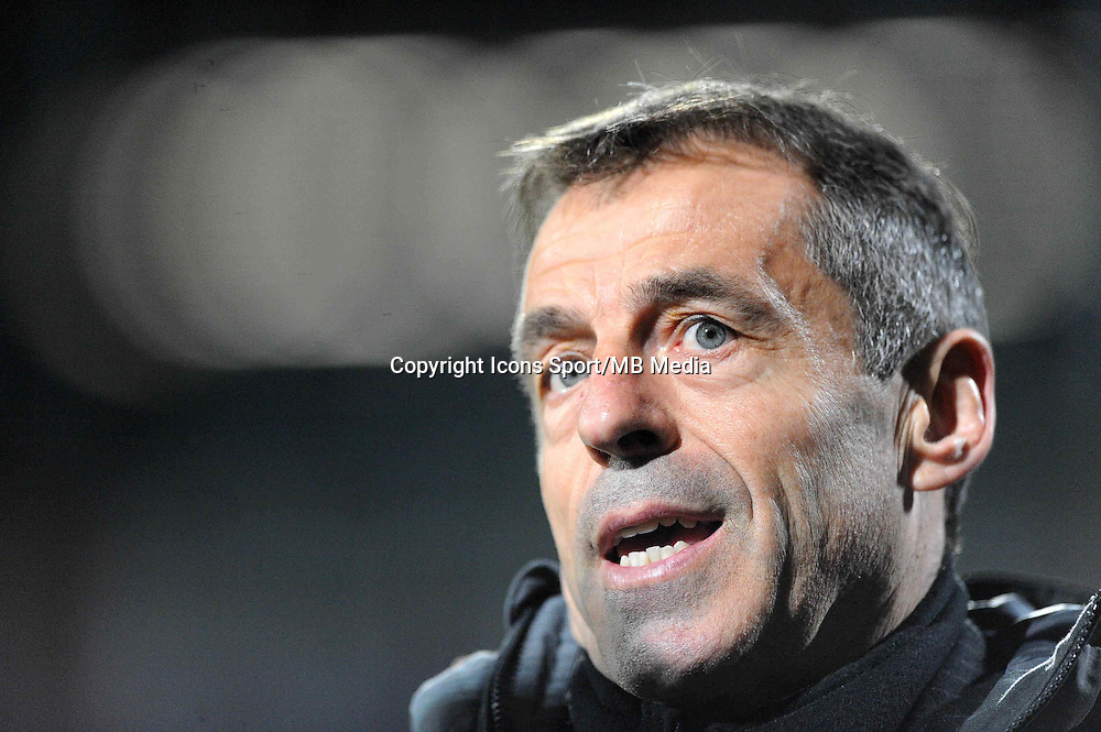 Pierre Berbizier - 13.03.2015 - Clermont / Begles Bordeaux  -  20eme journee de Top 14<br /> Photo : Jean Paul Thomas  / Icon Sport<br /> <br />   *** Local Caption ***