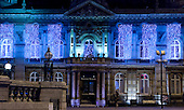 Hull - Christmas lights 2013