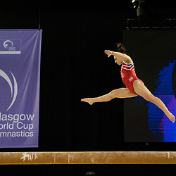 FIG Artistic World Cup | Glasgow | 11 March 2016
