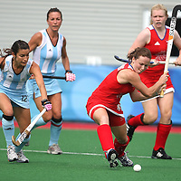 Womens Great Britain v Argentina