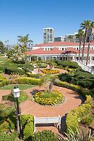 Hotel Del Coronado Garden, Coronado Island, California