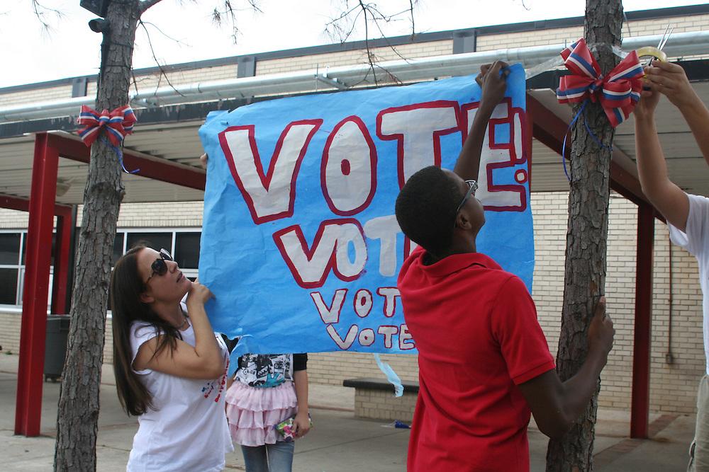 Furr High School Vote Early