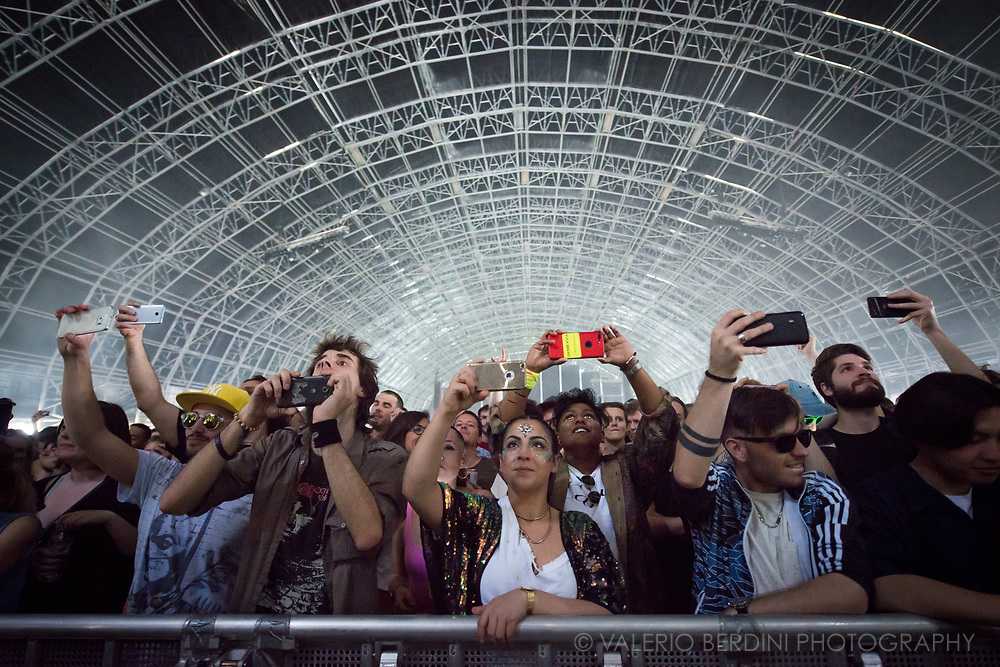 Atmosphere at Field Day london on 3 June 2017<br /> <br /> This photo was published in print on the Guardian (UK) on 5 June 2017