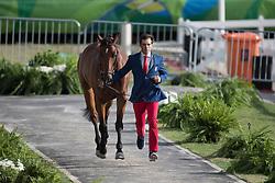 Alvarez Aznar Eduardo, ESP, Rokfeller de Pleville Bois Margot<br /> Olympic Games Rio 2016<br /> © Hippo Foto - Dirk Caremans<br /> 12/08/16