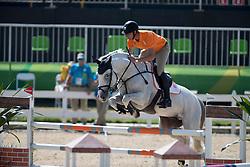 Vrieling Jur, NED, VDL Zirocco Blue<br /> Olympic Games Rio 2016<br /> © Hippo Foto - Dirk Caremans<br /> 13/08/16