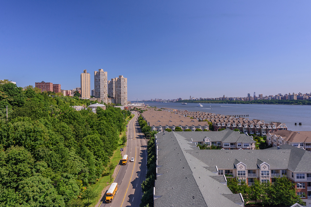 View from RiverTrace at Port Imperial , West New York, NJ