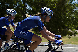 Tayler Wiles at Amgen Breakaway from Heart Disease Women's Race empowered with SRAM (Tour of California) - Stage 3. A 118km road race from Elk Grove to Sacramento, USA on 13th May 2017.