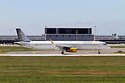 Vueling Airlines Airbus A321 at Milan - Malpensa (MXP / LIMC) Italy