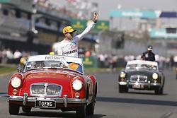 March 17, 2019 - Melbourne, Australia - Motorsports: FIA Formula One World Championship 2019, Grand Prix of Australia, ..#4 Lando Norris (GBR, McLaren F1 Team) (Credit Image: © Hoch Zwei via ZUMA Wire)