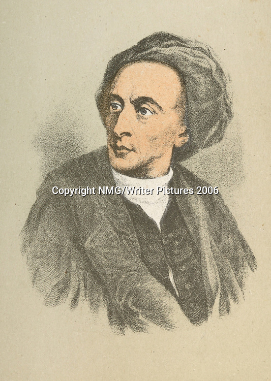 Alexander Pope ((1688-1744)<br />
