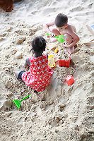 Paris Plage-kids