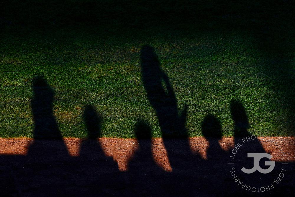 Chicago Cubs vs. Cincinnati Reds, September 18, 2012. The Cubs lost, 3-1.  | J.Geil Photography.