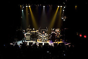New York rock band 13th Floor opening for Powerman 5000 at Gramercy Theater in NYC.