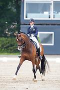Esmee Donkers - Zaffier<br /> CDI Roosendaal 2016<br /> © DigiShots