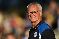 Leicester City Manager Claudio Ranieri - Mandatory byline: Jason Brown/JMP - 19/07/2016 - FOOTBALL - Oxford, Kassam Stadium - Oxford United v Leicester City - Pre Season Friendly