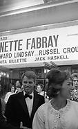Theatre & Televised Theatre 1950-1974