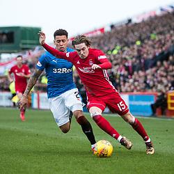 Aberdeen v Rangers | Scottish Premiership | 3 December 2017