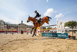 WULSCHNER Holger (GER), CASIRUS<br /> Münster - Turnier der Sieger 2019<br /> Preis des EINRICHTUNGSHAUS OSTERMANN, WITTEN<br /> CSI4* - Int. Jumping competition  (1.45 m) - <br /> 1. Qualifikation Mittlere Tour<br /> Medium Tour<br /> 02. August 2019<br /> © www.sportfotos-lafrentz.de/Stefan Lafrentz