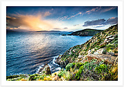 Early morning view from Cape Bruny [Bruny Island, Tasmania]<br />