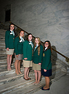 SE District 4-H Officer Team